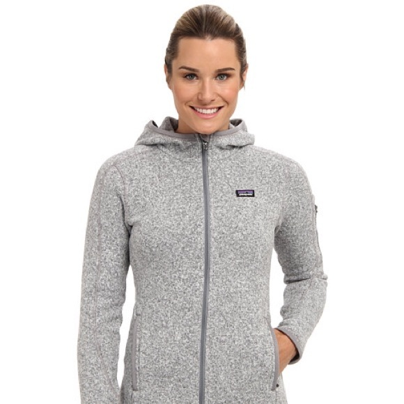 31% off Patagonia Tops - Patagonia women's better sweater full-zip ...