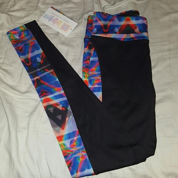 872666c38677a Lularoe Pants   Jordan Full Length Workout Leggings   Poshmark