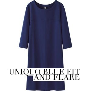 UNIQLO Dresses & Skirts - Uniqlo dress. Simple and flattering