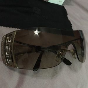 5796fb2406c Versace Accessories - Versace Sunglasses MOD 2058-B