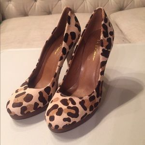 BCBGeneration animal print shoes