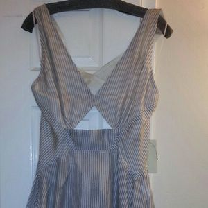 Stella McCartney cross back dress size 8