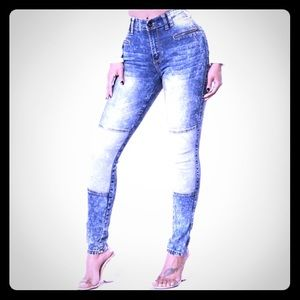 Cello Jeans Denim - High-waisted jeans-PRICE DROP