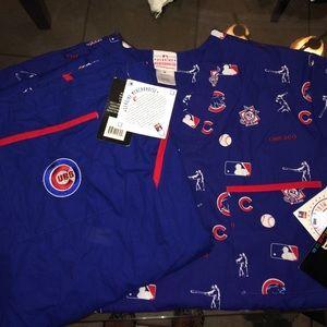Chicago Cubs Other - Chicago Cubs Scrubs Set e4c5d4f25