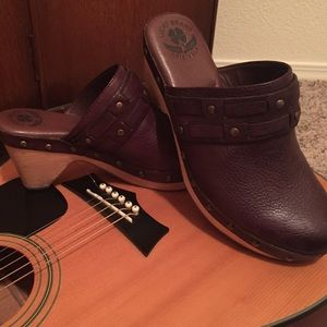 Lucky Brand clogs.  New condition.  Sz 8.5