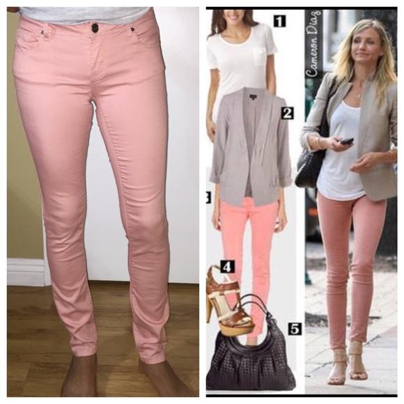 6d2b09117b6b7 👑HOST PICK👑 Iris salmon pink pants