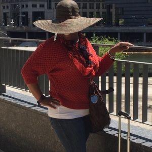 Costume National Handbags - Authentic CoSTUME NATIONAL basket weave purse
