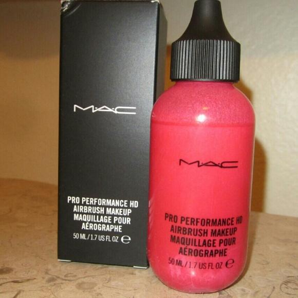MAC Pro Performance HD Airbrush Makeup NIB