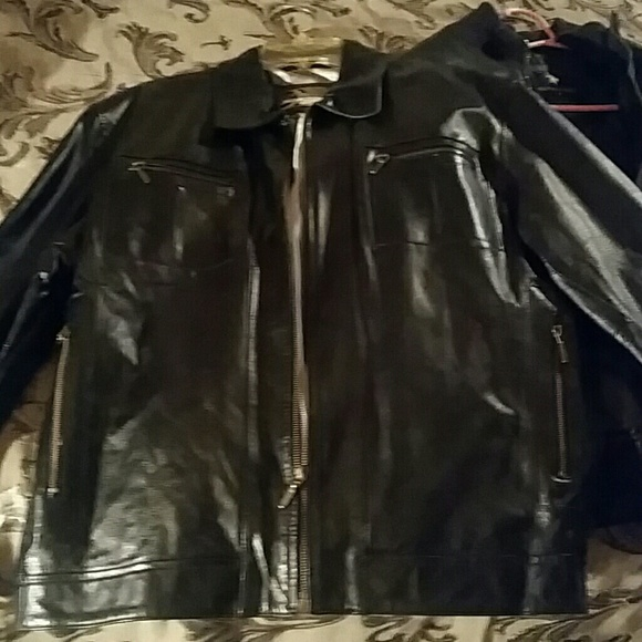 Boston Outfitters - Black Butter soft leather Jacket from ...