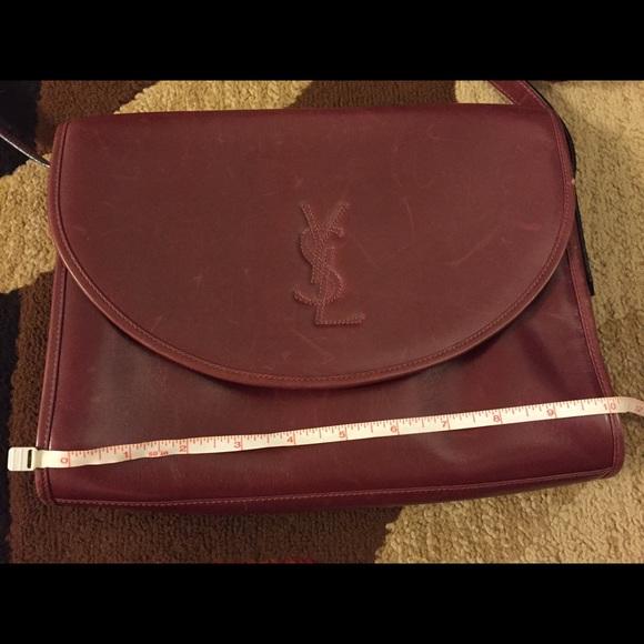 b4595c08db9 Yves Saint Laurent Bags   Vintage Ysl Crossbodyshoulder Bag   Poshmark