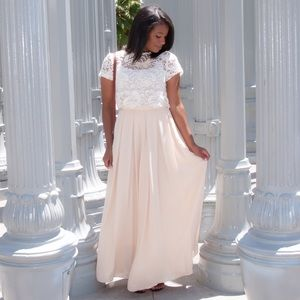 Dresses & Skirts - ⚡️️Flash Sale⚡️ Perfectly Pleated Maxi Skirt