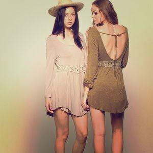  Trendy swing Mini Dress
