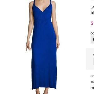 NWT LA Class Maxi with strapped back