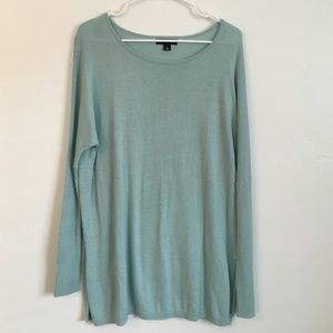 Trouve Sweaters - Pretty Mint Sweater