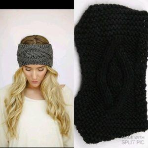 NWOT Headscarf ear muffs ❄️
