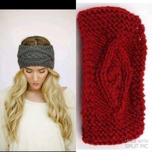 Headscarf earmuffs ❄️ NWOT