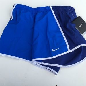 Nike Pants - Nike Blue Running Shorts Dri-Fit 746992 XS NWT