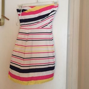 Lilly Pulitzer Dresses & Skirts - Strapless Lilly Pulitzer Dress