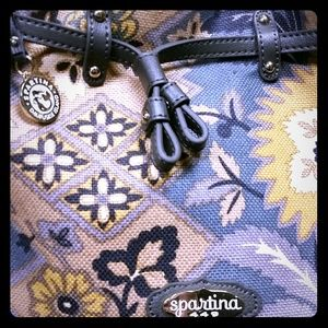 PRICE DROP Spartina 449 purse excellent condition.