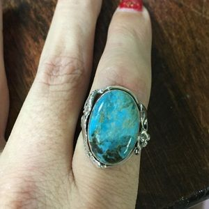 Jewelry - Native American style turquoise ring
