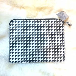 Proenza Schouler Handbags - Proenza schouler Geometric Leather Clutch