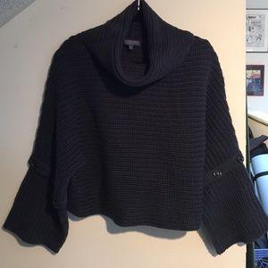 Vivienne Tam Sweaters - Deep teal heavy knit Vivienne Tam sweater