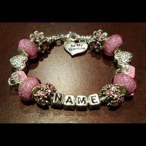 Danielle's Charms Bracelet