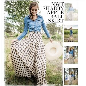 Shabby apple Dresses & Skirts - Amaaaaazing skirt! NWT!