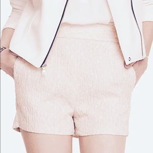 Express 2 1/2 inch Pale Pink High Rise Short