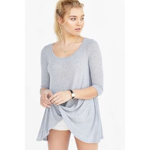Project Social T Tunic Sweater