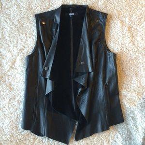 Asos Leather Vest.