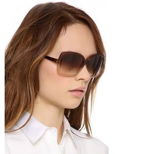 KATE SPADE Darryl Brown Gradient Sunnies