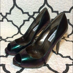Steve Madden peep-toe heels