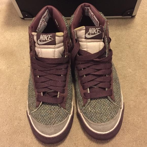 Nike Tweed Blazer shoes