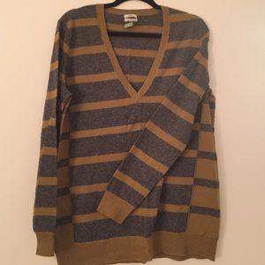 Madewell boyfriend sweater.