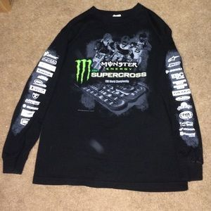 Alstyle Other - Supercross long sleeve