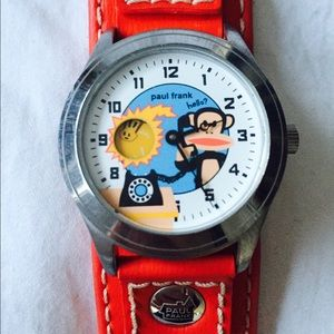 Paul frank watch with Julius