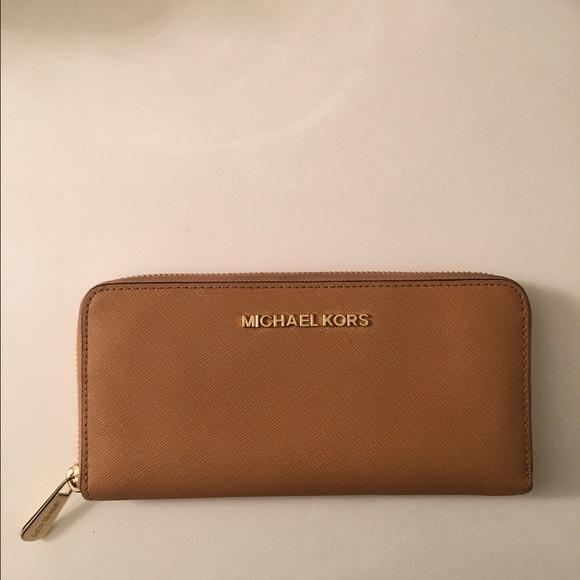mk wallet tan repair rh sungame beach com