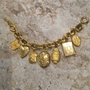 Ben-Amun Jewelry - 💫Locket Charm Bracelet