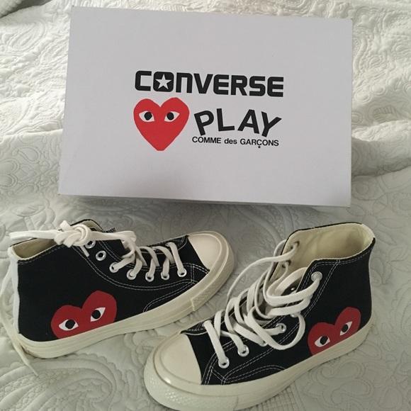 eb882f284cc8 Converse Play COMME des GARÇONS
