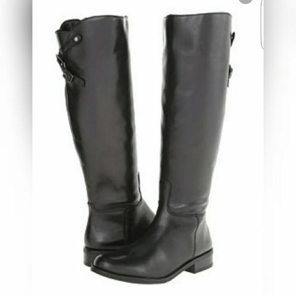 Vince Camuto Shoes | Black Boots | Poshmark