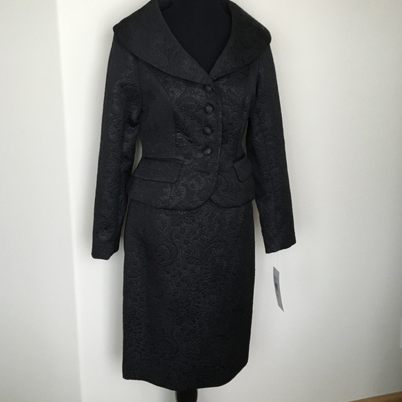 Dressy Skirt Suit 119