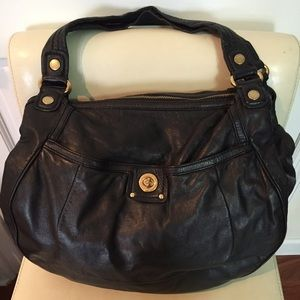 367020191078 Marc by Marc Jacobs Totally Turnlock Large Hobo
