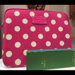 kate spade Accessories - Kate Spade iPad Sleeve