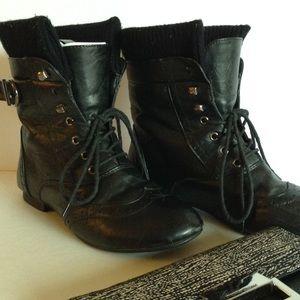 Anna Almeida Boots On Poshmark