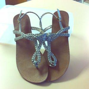 Esma Braided Sandals