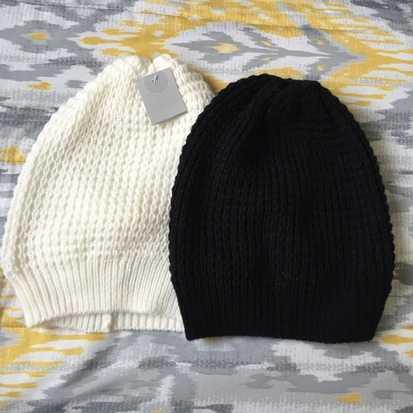 840d1cecee5 Accessories - Bundle! 2 beanies from target
