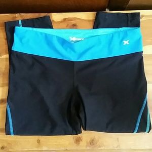 Xersion fitted workout pants