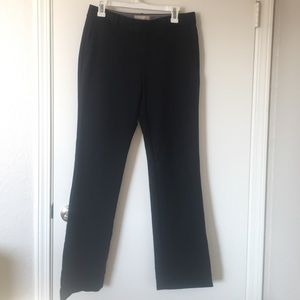 Martin fit black trousers