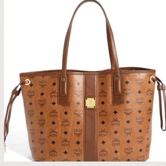 FOUND ON | MCM BAGS & OUTFITS | Handtasche mcm